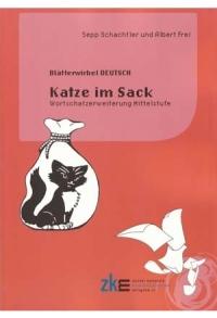 Blätterwirbel Wortschatzerweiterung: Katze im Sack