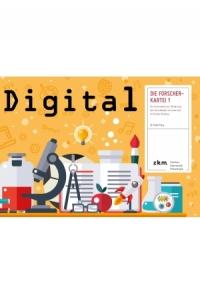 Forscherkartei 1: digital