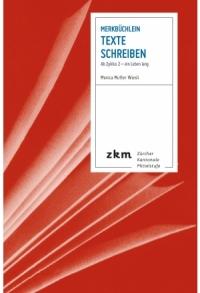 Merkbüchlein: Texte schreiben - Neuauflage
