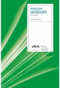 Merkbüchlein: Satzzeichen kurz und knackig