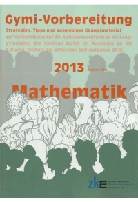 Gymi-Vorbereitung Mathe 2013