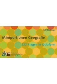 Miniportionen Geografie