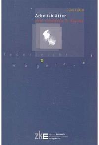 Federleicht & Vogelfrei - Arbeitsblätter zum Buch