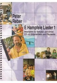 E Hampfele Lieder 1: CDs, Songbook + Noten