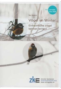 Lern-DVD: Vögel im Winter